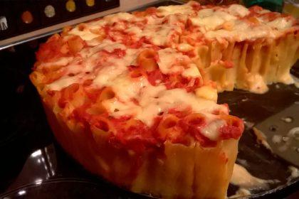 Kochen mit Kind - Lasagne-Torte